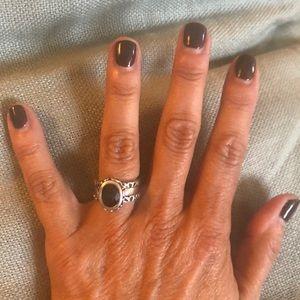 Silpada Jewelry - Silpada Smoky Topaz Ring Set